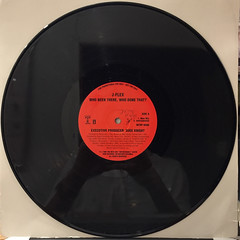 J-FLEX:WHO BEEN THERE,WHO DONE THAT?(RECORD SIDE-A)