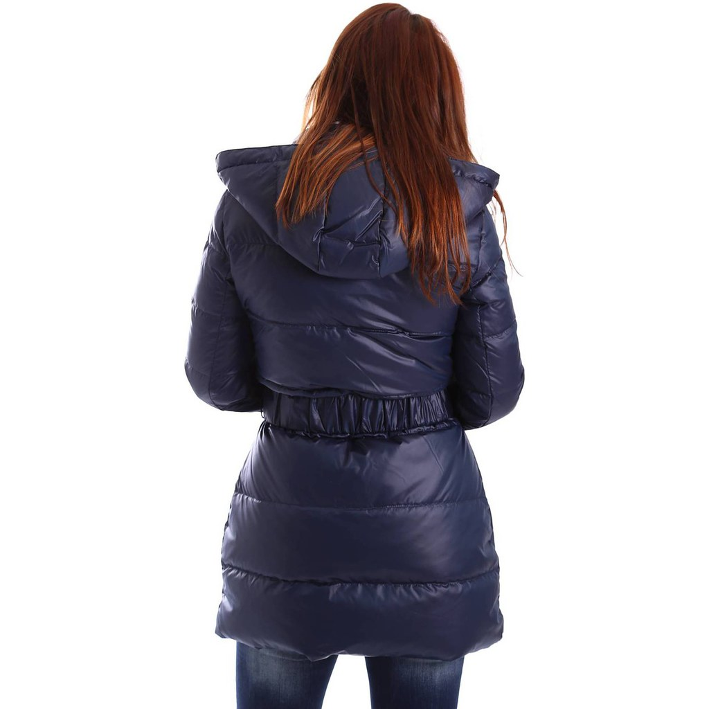 official photos 88b35 f4b27 Emporio Armani EA7 - woman in Piumino Donna down coat blue ...
