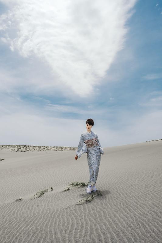 Sand dune mode ( Cocoro Kusano )