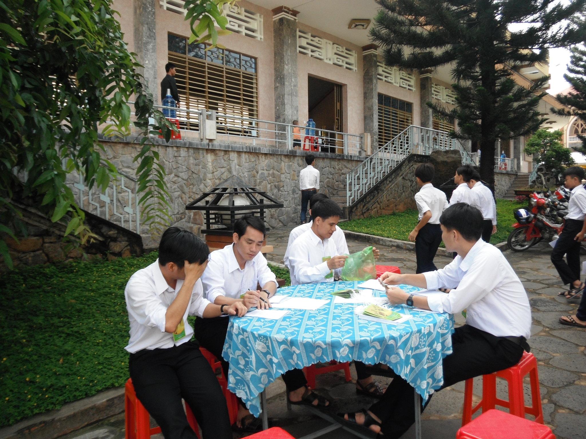 Ngày Ơn Gọi Thiên Triệu 2017 - Hạt Gia Kiệm