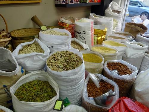 Specerijenwinkel Haifa