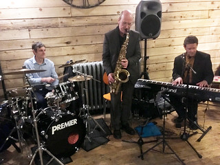 Chris Conway Trio @ West End Brewery