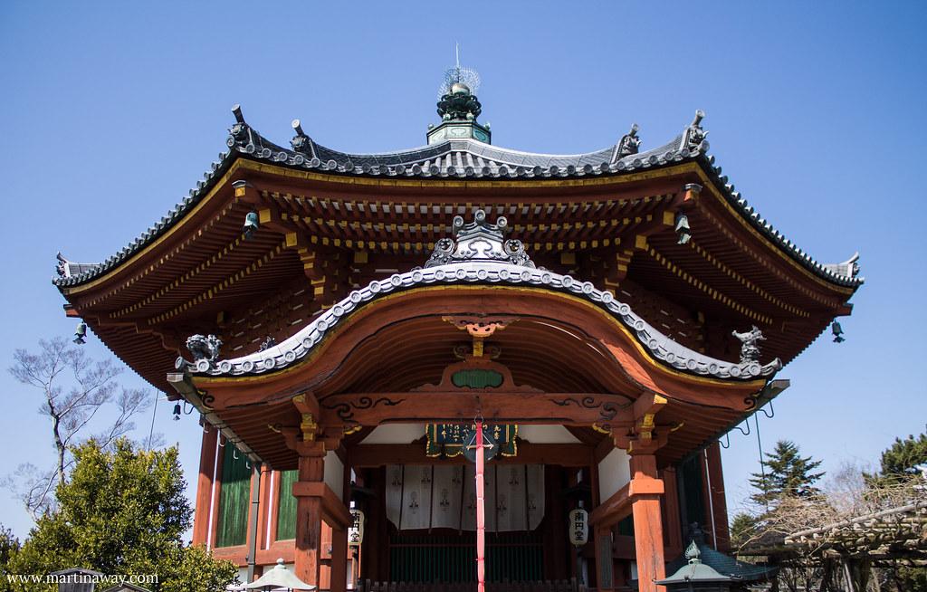 Nanendō, Kōfuku-ji