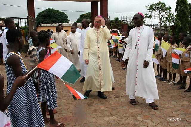 2017-05-03 Visitation à Katiola (Côte d'Ivoire)