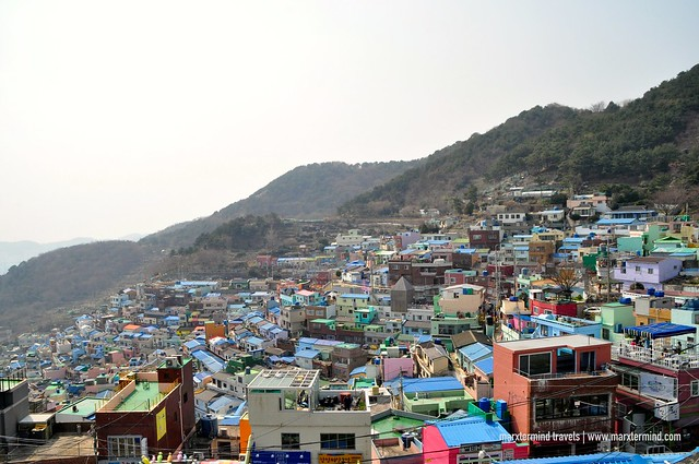 Two Days in Busan - Gamcheon Culture Village