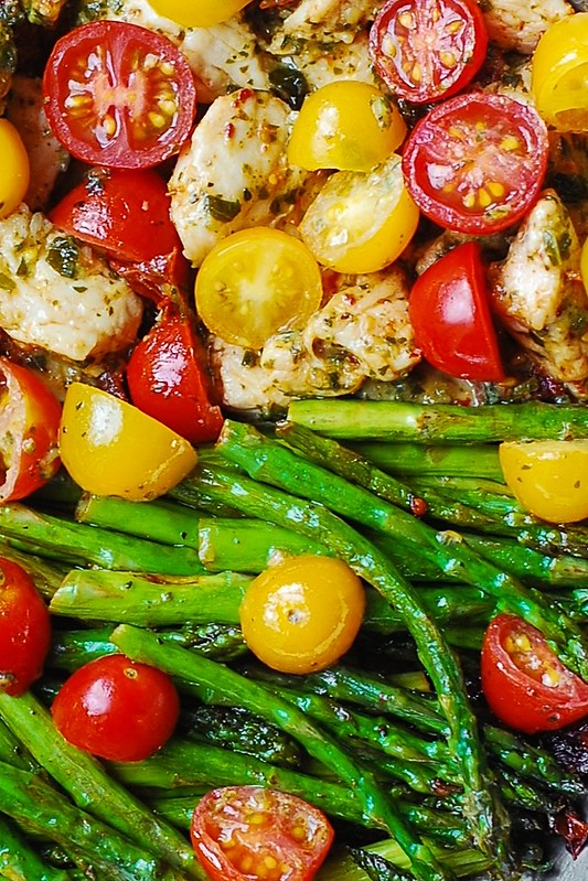 healthy dinner, Mediterranean chicken dinner, chicken recipes, cook healthy, healthy spring recipes