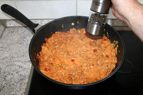 42 - Mit Gewürzen abschmecken / Taste with seasonings