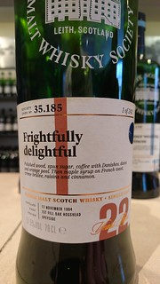 SMWS 35.185 - Frightfully delightful