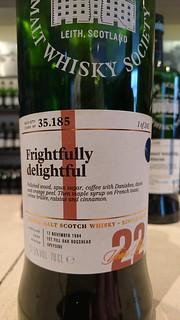 SMWS 35.185 - Frightfully delightful