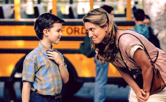 Young Sheldon CBS Promo