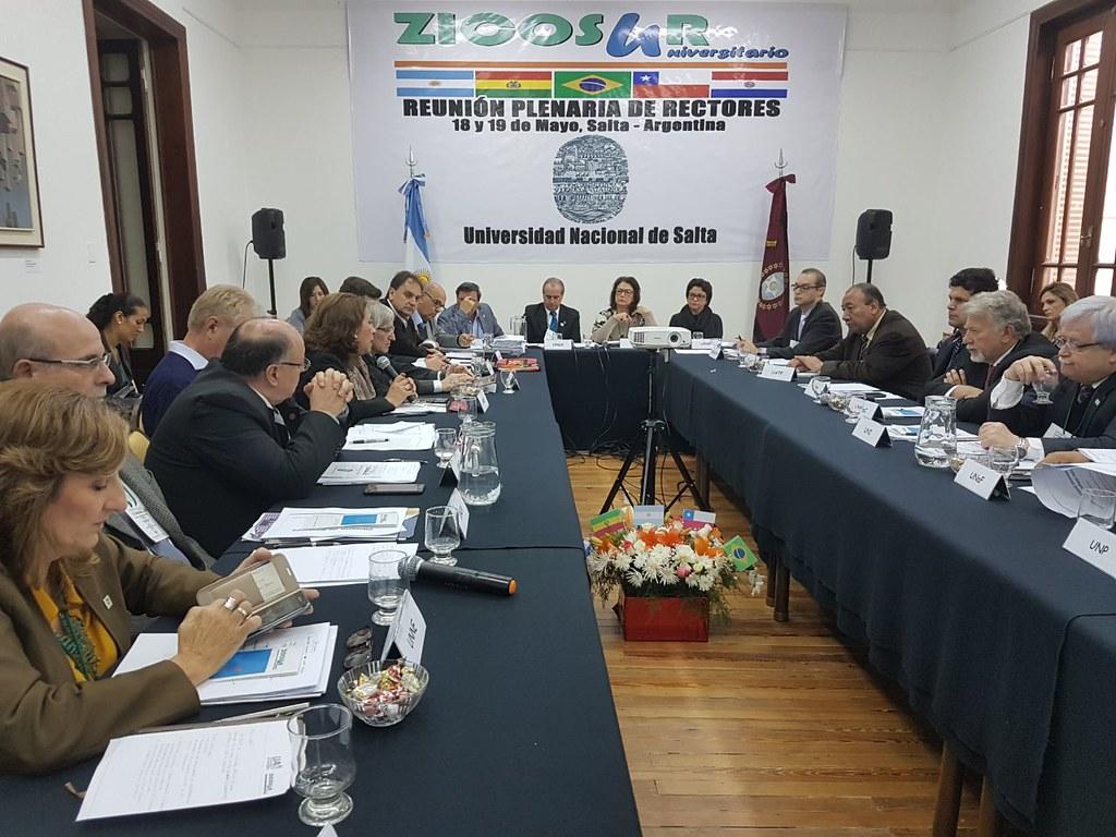 Plenaria de Salta - UNSA - Mayo de 2017