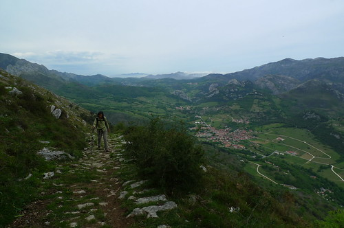 Ruta de Caoru - Picos de Europe - near Las Arenas, Spain