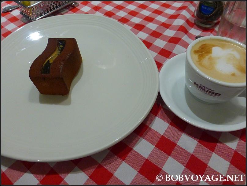 טירמיסו וקפה ב- ג'יארדינו בלו – Giardino Bello