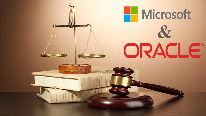 Microsoft Sued