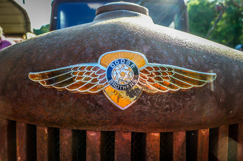Robert Perry's Dodge Truck-001