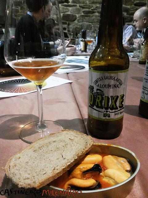 Cata de cervexas artesás 2016