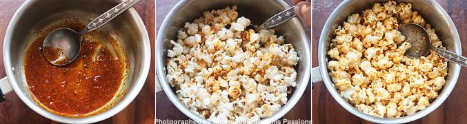 How to make Spiced popcorn recipe - Step7