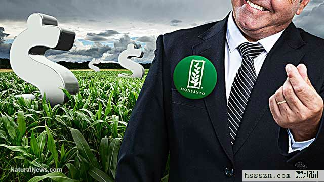 Monsanto-Greed-Money-Crop