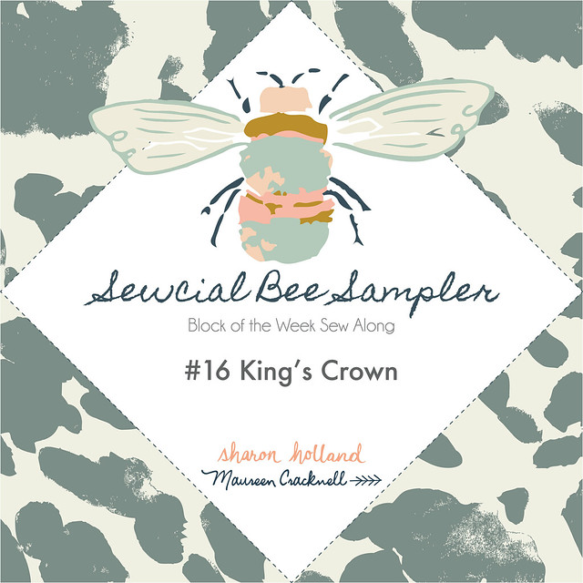 Week 16 SBS Block: King's Crown!
