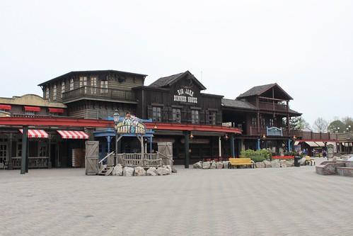 western style restaurant
