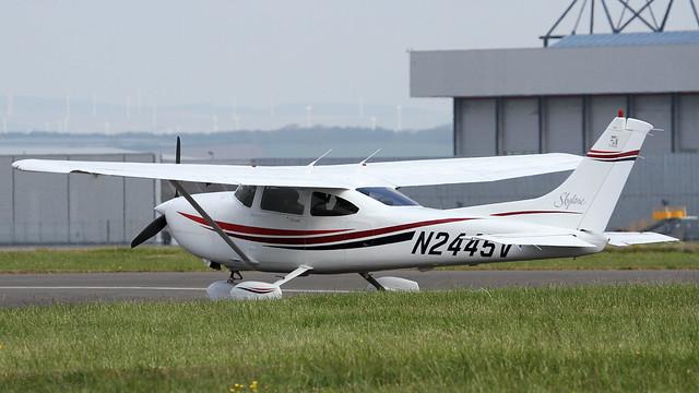 N2445V