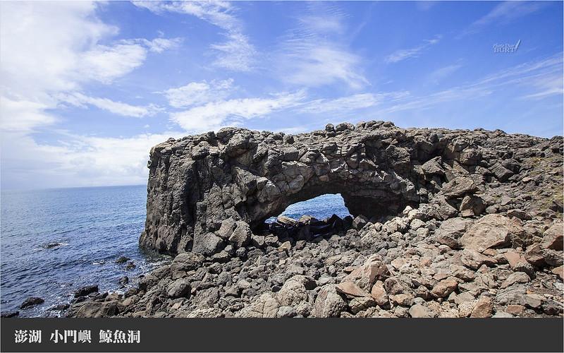 小門嶼_鯨魚洞