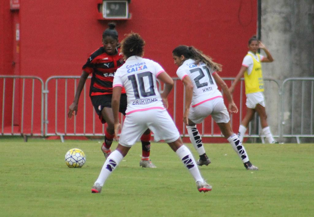 ... FEMININO - Vitória x Santos  74698b74de5cb