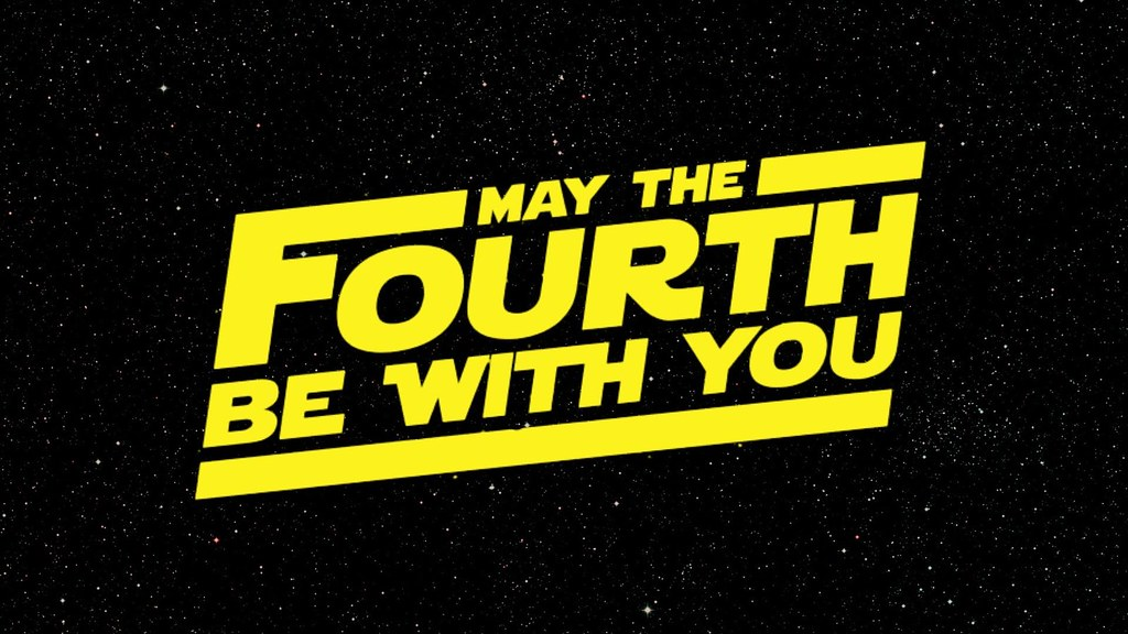 Image result for may the 4th be with you