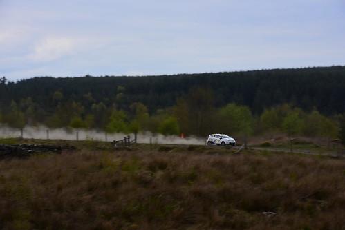 Fergus Barlow - Max Freeman, Ford Fiesta R2, MSA British Rally Championship, Carlisle 2017