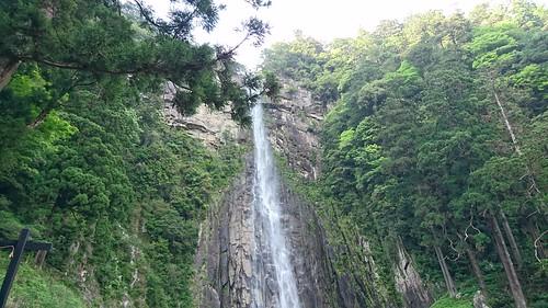 飛瀧神社・御滝遥拝所