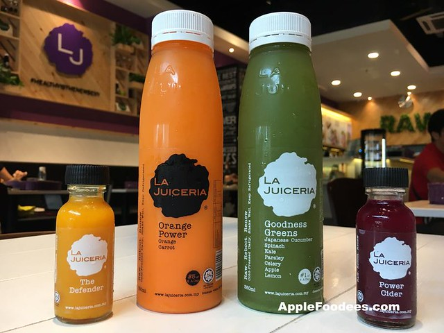 La Juiceria Superfoods at The Verve Shops - Juices