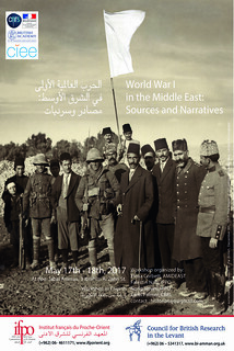 World War I in the Middle East: Sources and Narratives