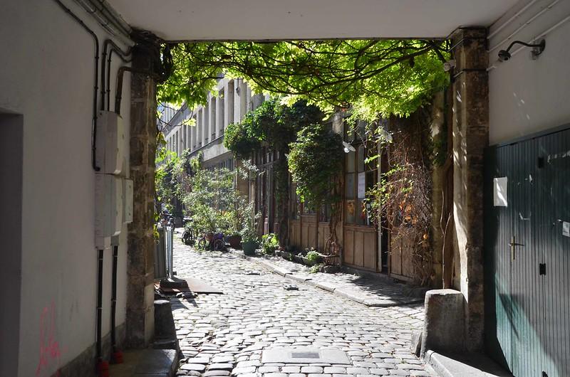 Passage L'Homme
