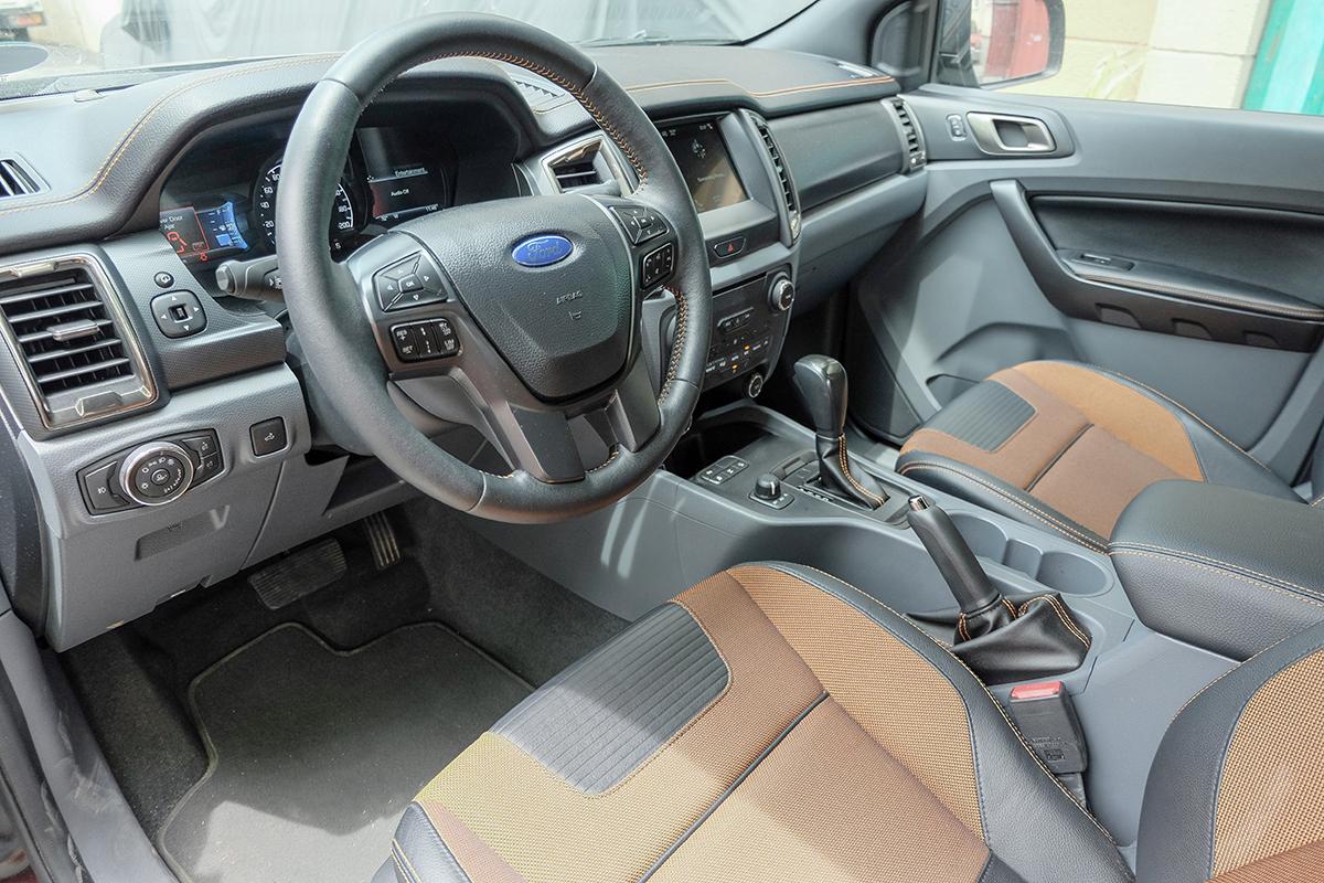 Seph Cham Ford Ranger