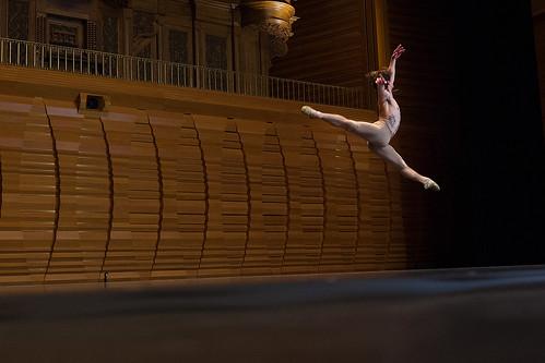 『ダンサー、セルゲイ・ポルーニン 世界一優雅な野獣』