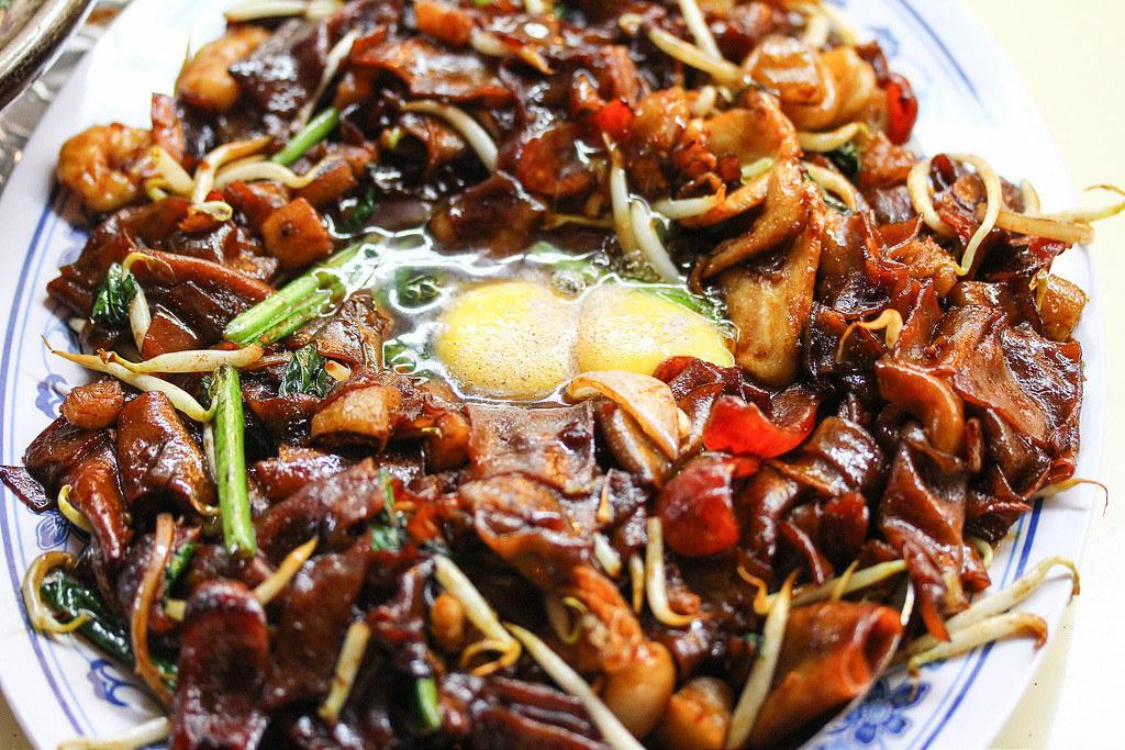 Hor Fun : Keng Eng Kee Seafood Moonlight Horfun