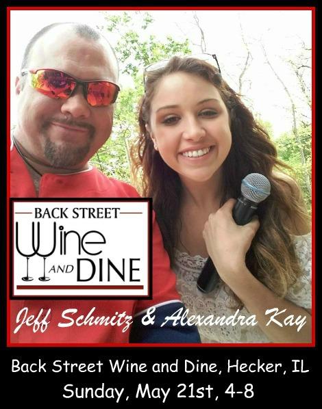 Jeff Schmitz & Alexandra Kay 5-21-17