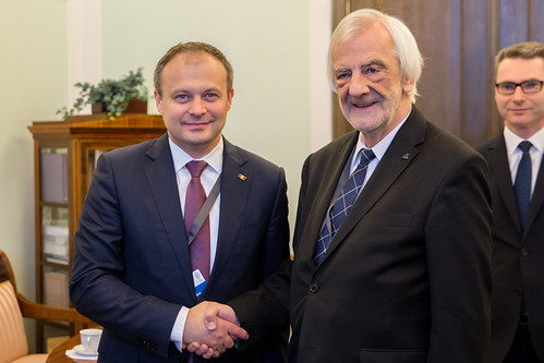 Summit of speakers of central &eastern european parliaments