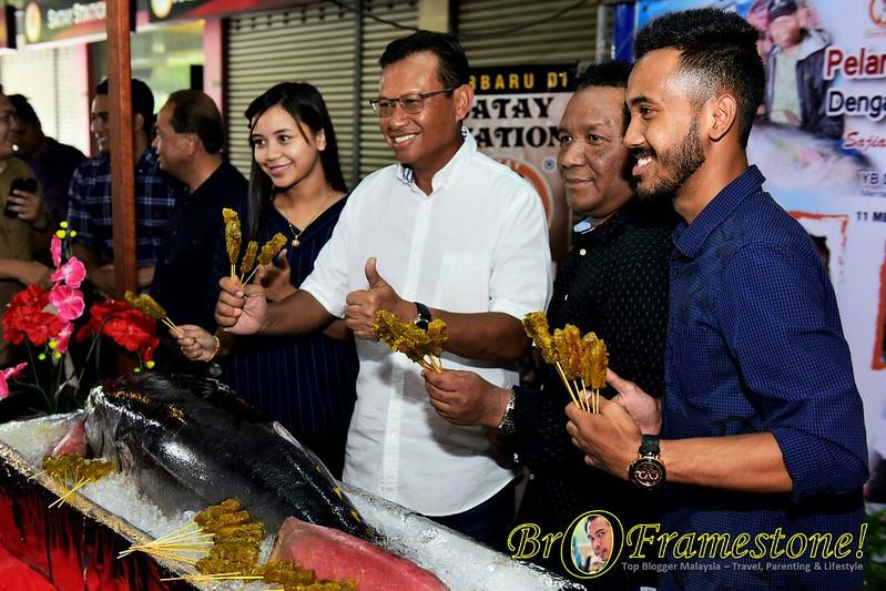 Sate Tuna Jabatan Perikanan Malaysia