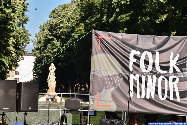 """Festivalul de muzica Folk - """"Folk Minor"""" - Tecuci - 2017"""