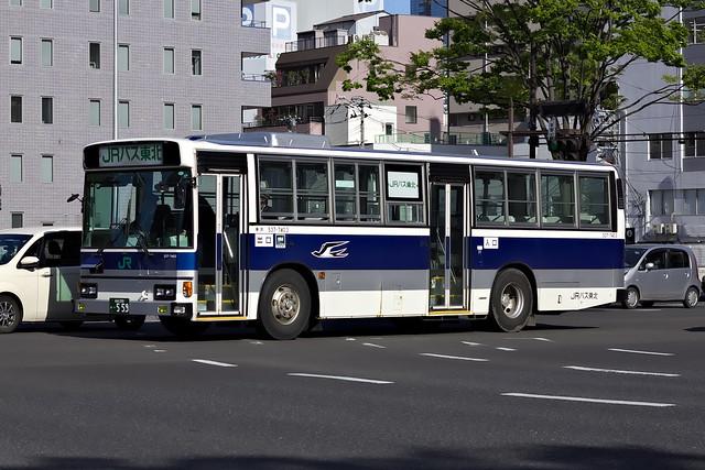 2017/05/02 JRバス東北 537-7403