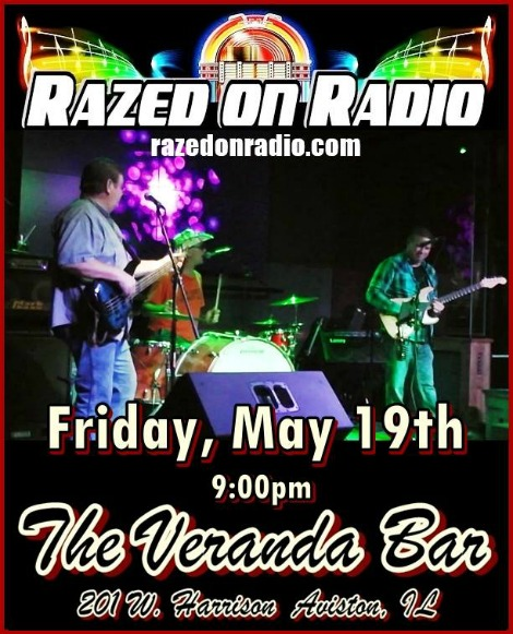 Razed On Radio 5-19-17