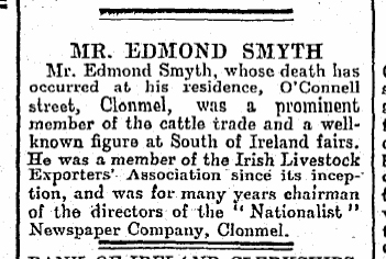 Edmond-Smyth-death