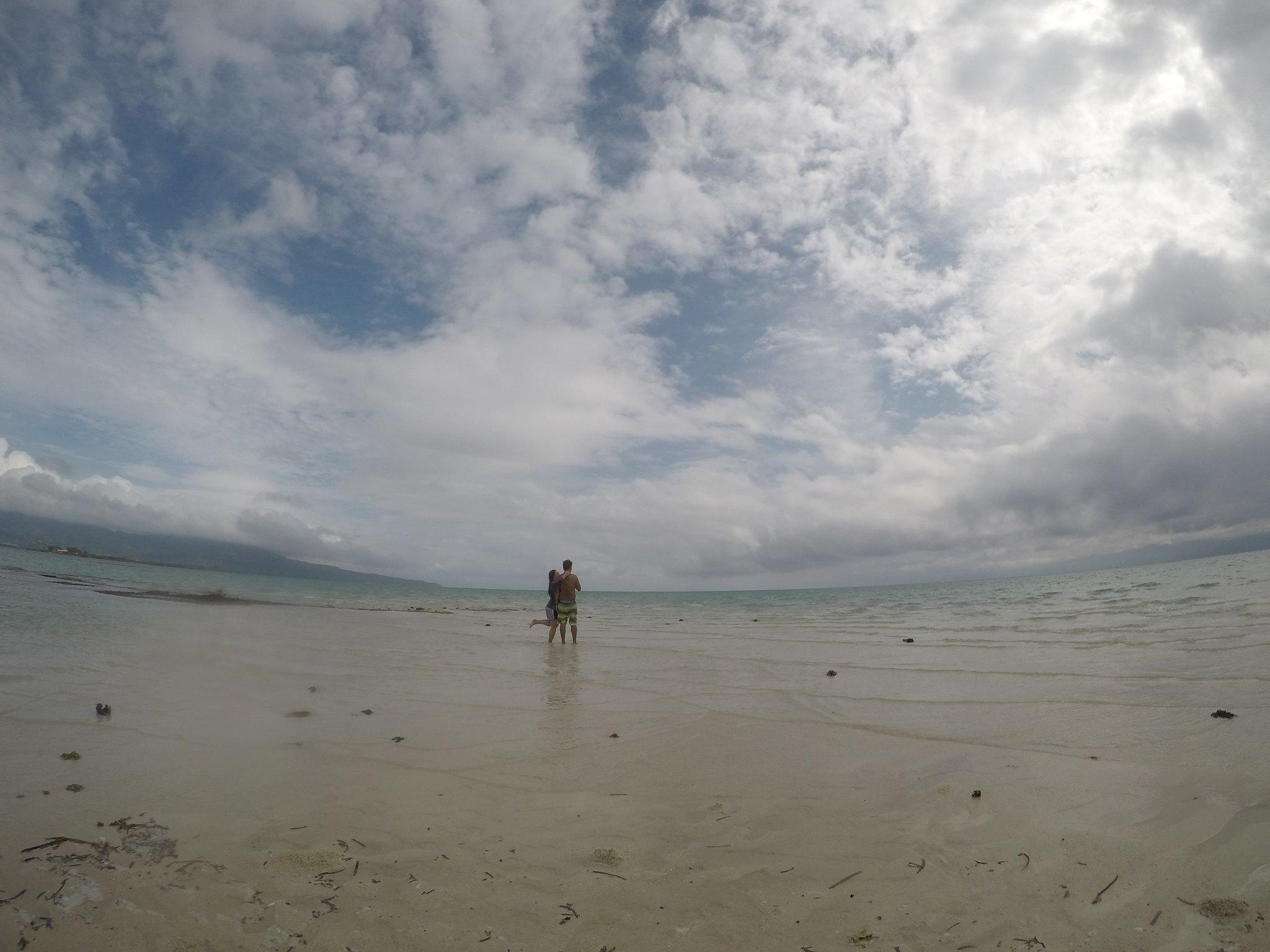 Manjuyod White Sandbar