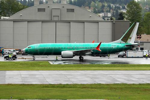 Boeing 737 MAX 8 Lion Air LN6344