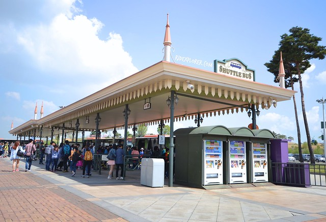 everland resort free shuttle