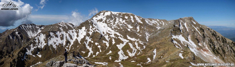 κατελανος παναιτωλικου βουνο παναιτωλικο ορος χιονουρες