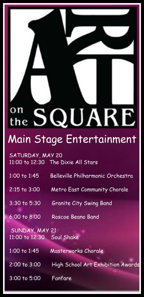 Art On The Square 5-20, 5-21-17