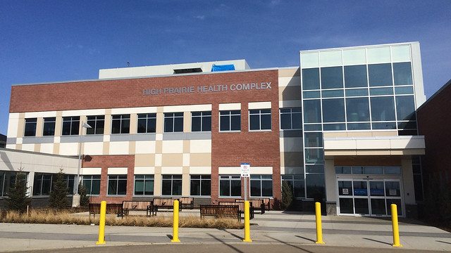 New High Prairie Health Complex