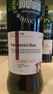 SMWS 44.79 - Pandora's box